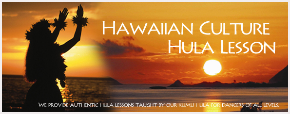 Hawaii Hula Lesson - Learn authentic hula dancing taught by a kumu hula here in paradise
